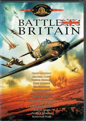 Bitva o Británii/ Battle of Britain ( originální znění BEZ CZ titulků ) - DVD
