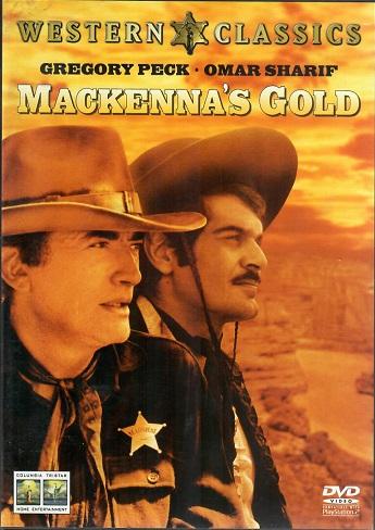 Mackennovo zlato ( originální znění s CZ titulky ) - DVD