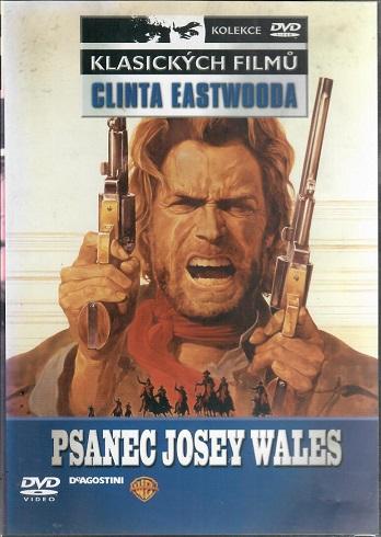 Psanec Josey Wales ( originální znění s CZ titulky ) - DVD
