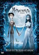 Mrtvá nevěsta Tima Burtona - DVD plast