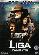 Liga výjmečných - DVD