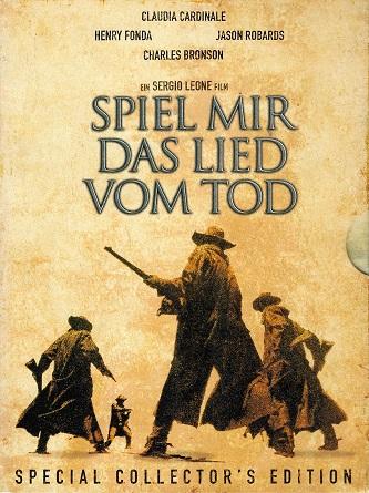 Spiel mir das lied vom tod /Tenkrát na západě (2DVD) - originál znění s SK titulky - DVD