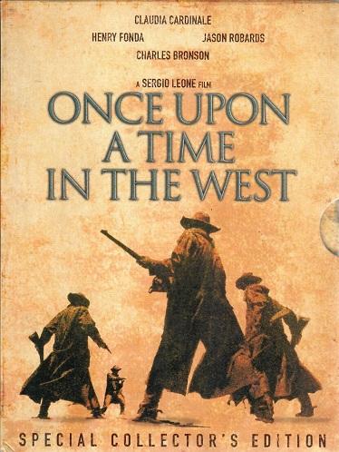 Tenkrát na západě (2DVD) - originál znění s CZ titulky - DVD