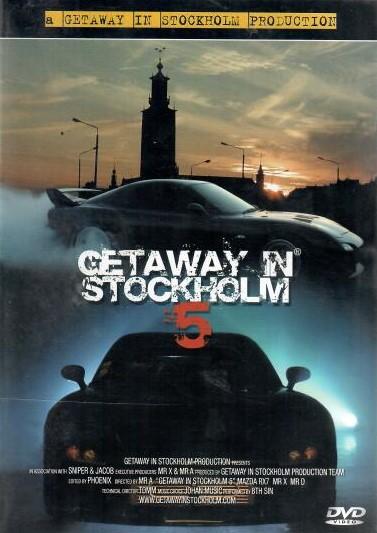 Getaway in Stockholm - DVD