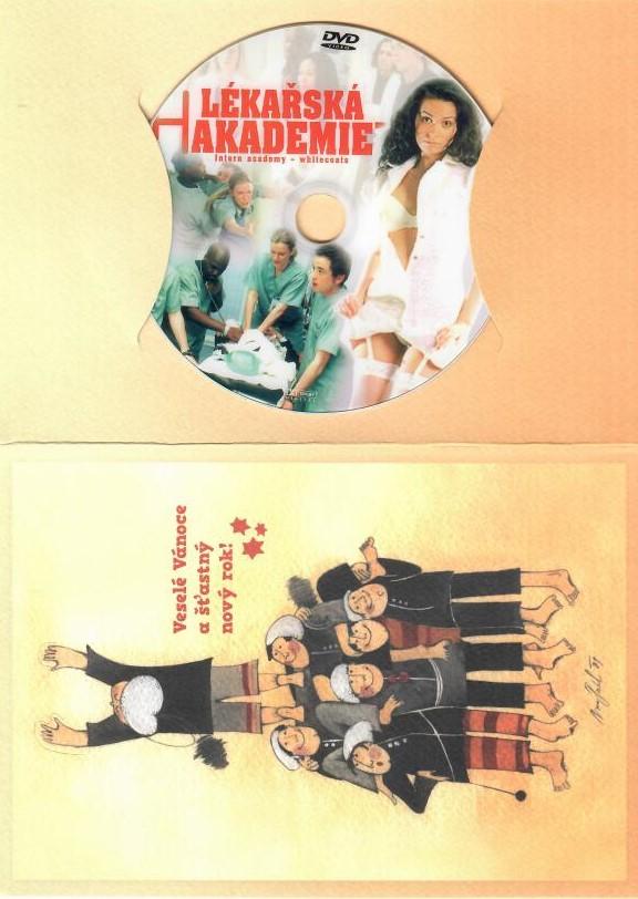 Lékařská akademie -DVD - dárková obálka