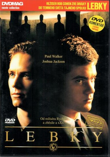 Lebky ( plast ) - DVD