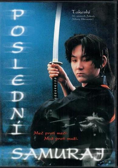 Poslední samuraj ( plast ) DVD
