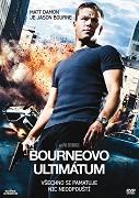 Bourneovo ultimátum - DVD plast