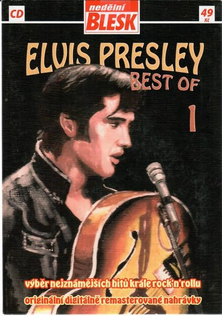 Elvis Presley Best Of 1 - CD ( papírová pošetka)