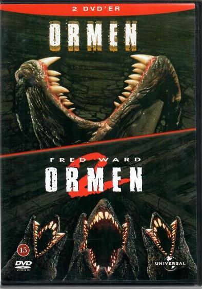 ORMEN/ORMEN 2 - DVD