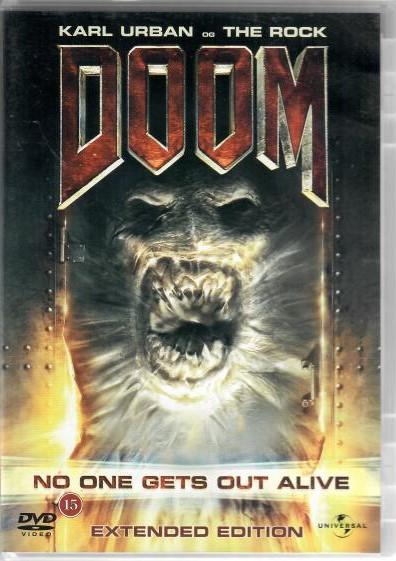DOOM - DVD