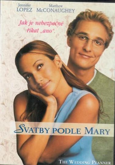 Svatby podle Mary - DVD