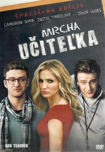 Zkažená úča ( Mrcha učitelka) - DVD