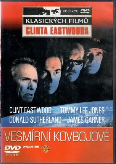 Vesmírní kovbojové - DVD ( v původním znění s českými titulky )