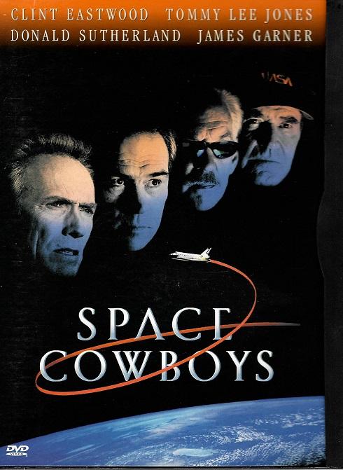 Space Cowboys Vesmírní kovbojové - DVD ( v původním znění s českými titulky )