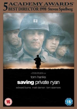 Zachraňte vojína Ryana ( Saving private Ryan ) - DVD ( v původním znění BEZ CZ titulky )