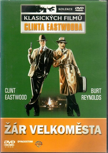 Žár velkoměsta ( originální znění s CZ titulky ) - DVD