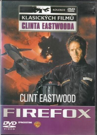 Ohnivá liška (FIREFOX)  - DVD ( originální znění s CZ titulky)