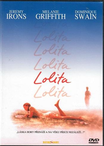 Lolita ( slim ) DVD