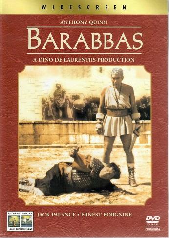 Barabáš / Barabbas ( originální znění s CZ titulky ) - DVD