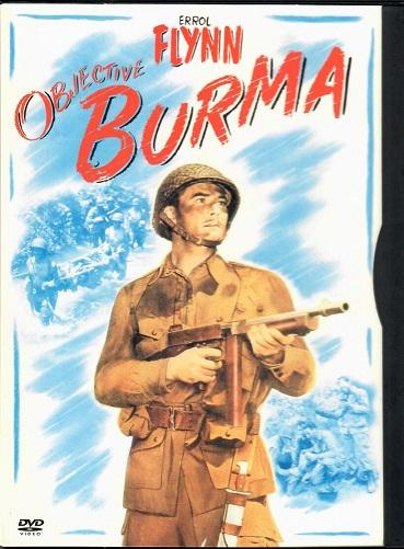 Cíl, Burma/ Objective, Burma! ( originální znění s CZ titulky ) - DVD