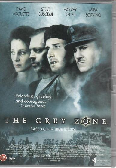 Šedá zóna ( The Grey Zone ) - DVD  ( v původním znění )