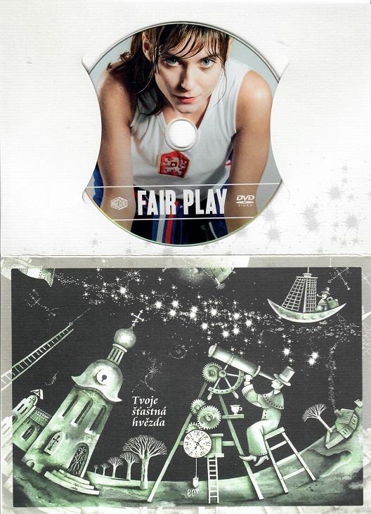 Fair Play ( dárkový papír obal )  - DVD