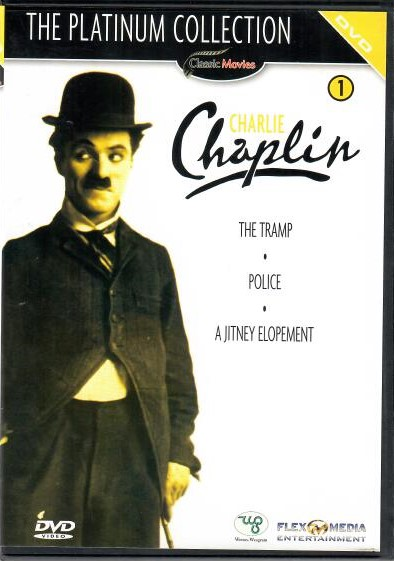 Charlie Chaplin - The Platinum Collection 1 - DVD