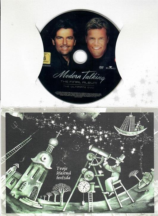 Modern Talking - The final album ( dárkový papír obal ) - CD