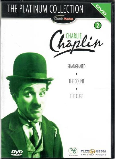 Charlie CHaplin - The Platinum Collection 2 - DVD