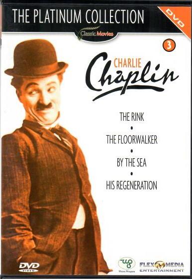 Charlie Chaplin - The Platinum Collectin 3 - DVD