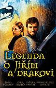 Legenda o Jiřím a drakovi - DVD plast