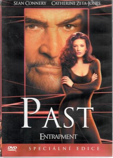 Past (Entrapment ) - DVD ( originální znění s CZ titulky )