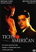 Tichý američan ( plast ) - DVD