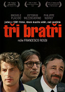 Tři bratři - DVD plast