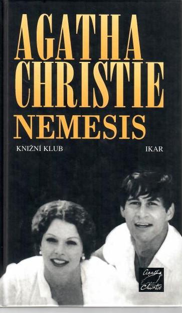 Nemesis - Agatha Christie - bazarové zboží