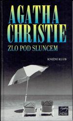 Zlo pod sluncem - Agatha Christie - bazarové zboží