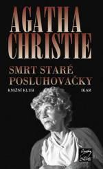 Smrt staré posluhovačky - Agatha Christie(bazarové zboží)