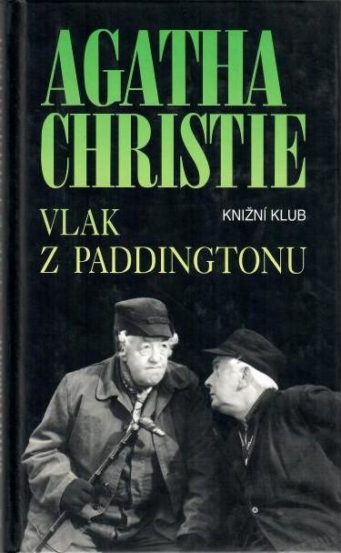 Vlak z Paddingtonu - Agatha Christie