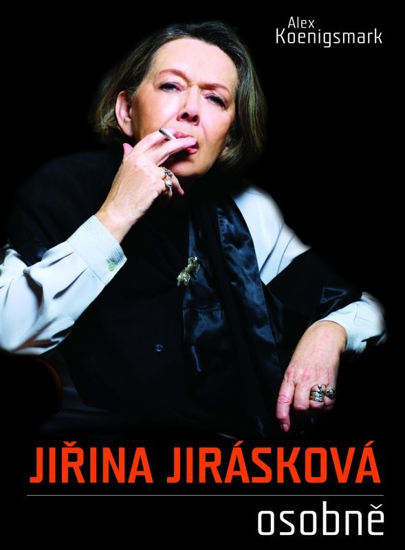 Jiřina Jirásková osobně - Alex Koenigsmark