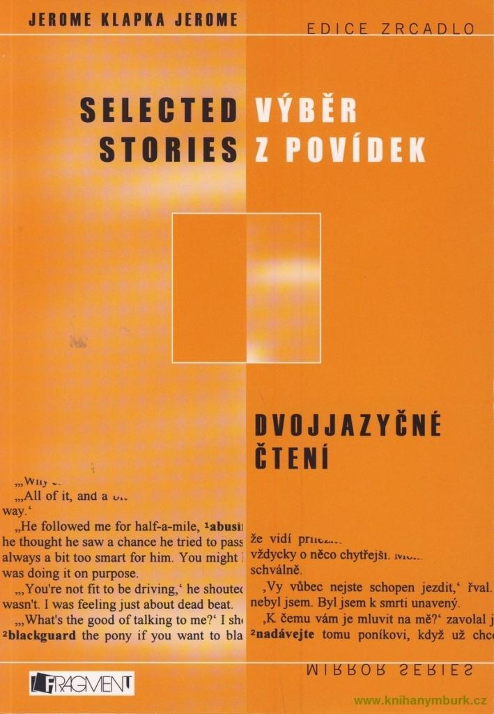 Výběr z povídek (dvojjazyčné čtení) - Jerome Klapka Jerome