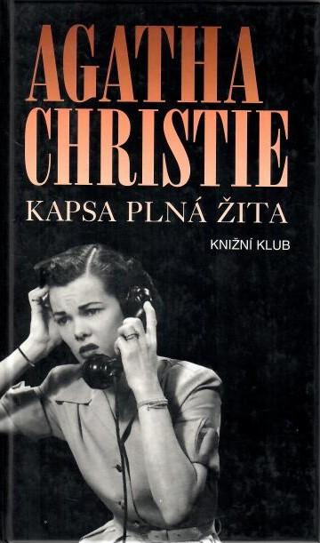 Kapsa plná žita - Agatha Christie