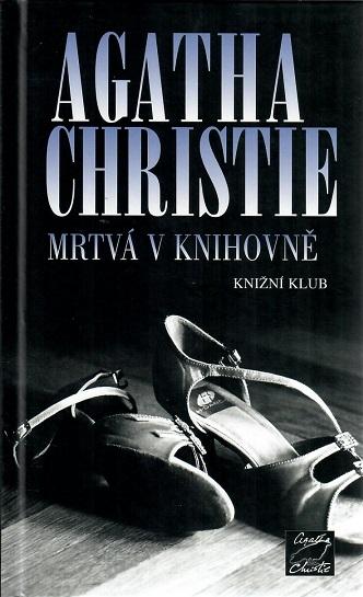 Mrtvá v knihovně - Agatha Christie - (Bazarové zboží)