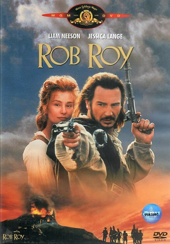 Rob Roy ( plast ) - DVD