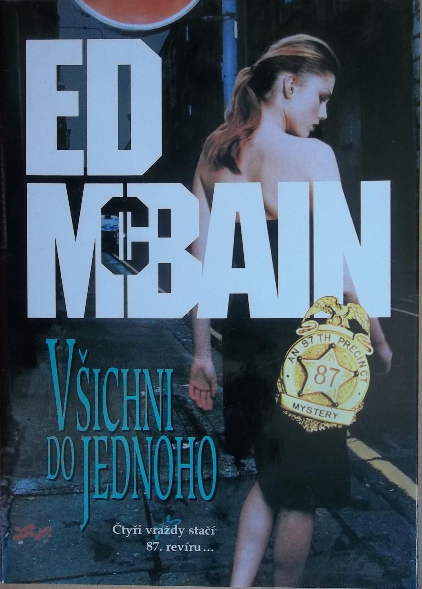Všichni do jednoho - Ed McBain