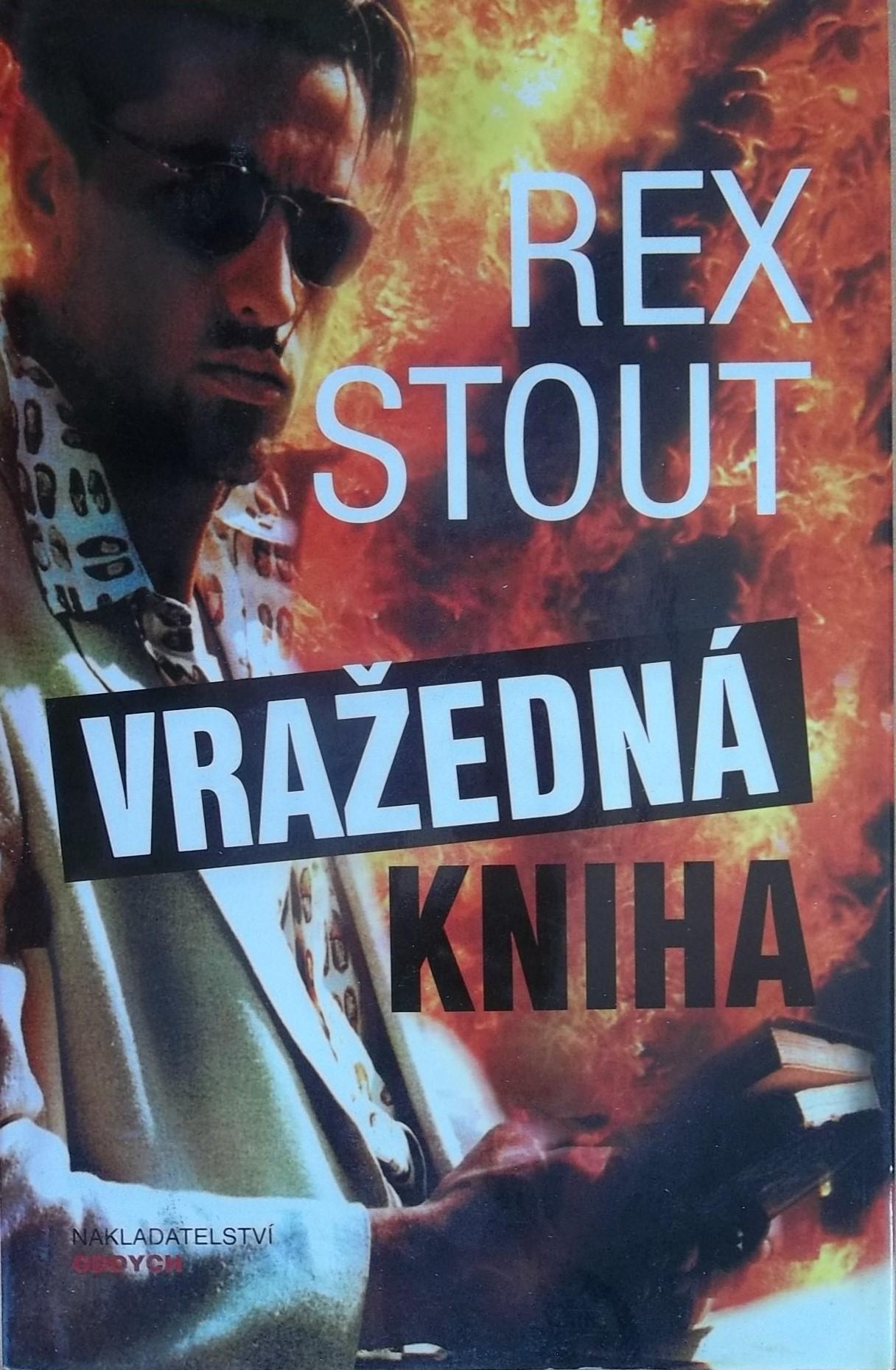 Vražedná kniha - Rex Stout