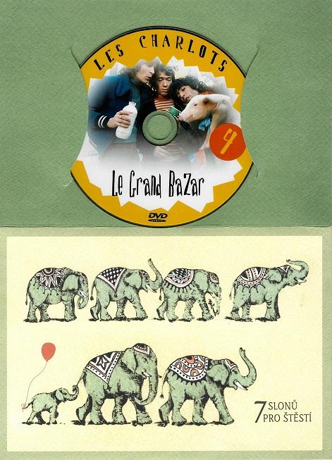 Bažanti 04 - Velký bazar ( dárkový papír obal ) DVD