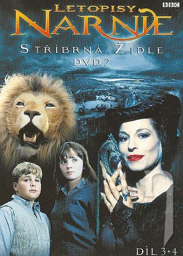Letopisy Narnie - Stříbrná židle DVD 2 - díly 3+4