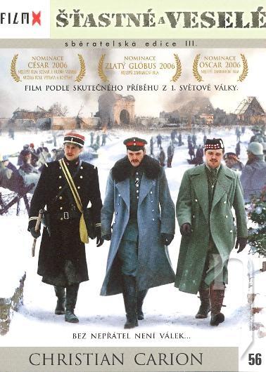 Šťastné a veselé - DVD