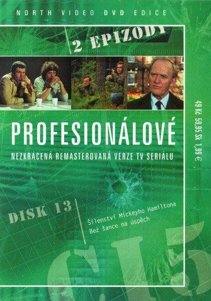 Profesionálové - disk 13 - DVD